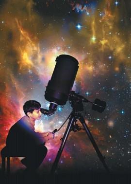 Что можно увидеть в ночном небе