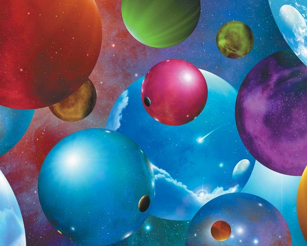 Мультивселенная, или множественные вселенные