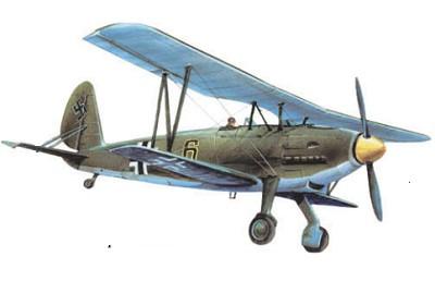 Истребитель Аг 68