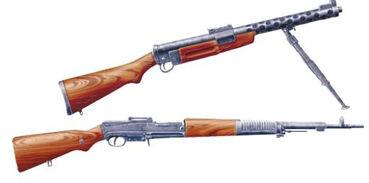 ZK 383 и ZH 29