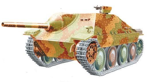 75-мм СУ «Хетцер»