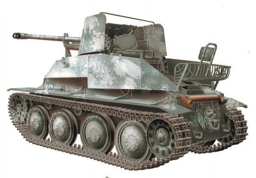 76-мм СУ «Мардер» III