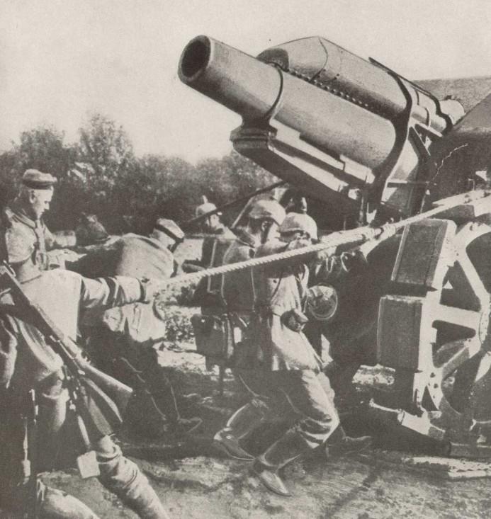 пушки первой мировой картинки находили изображения львов