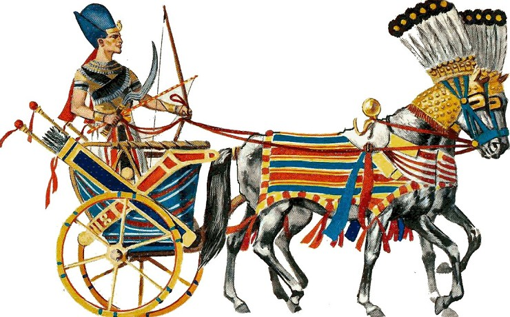 боевые колесницы египтян картинки с описанием острове всегда