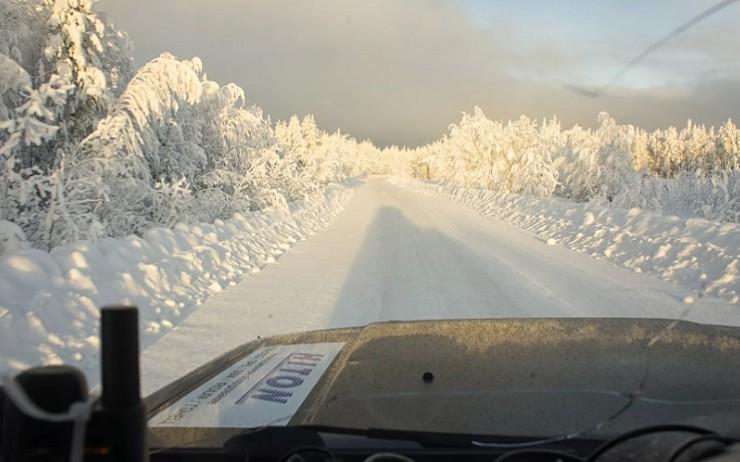 Дорога на Воркуту