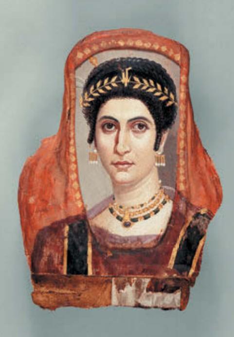 Портрет женщины I–III в. до н. э.
