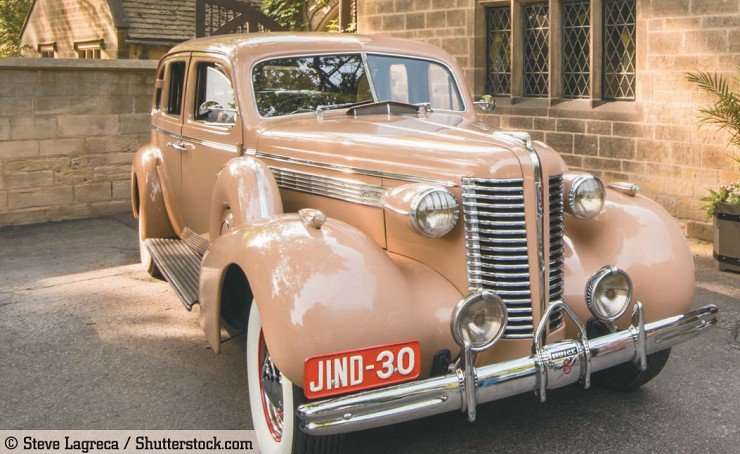 Buick-90 Series Limited 1938 г.