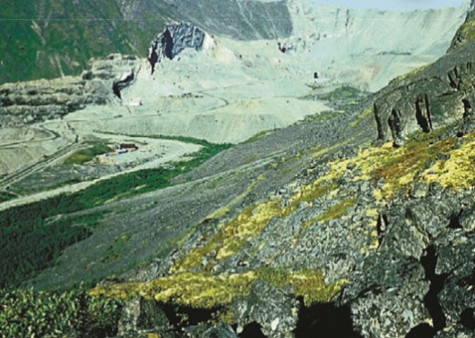 Хибинские горы