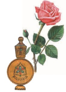 Сувенир из Болгарии — розовое масло