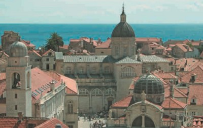 Средневековый город-музей Дубровник в Хорватии включён в список объектов Всемирного наследия ЮНЕСКО