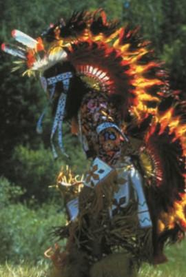 Североамериканский индеец
