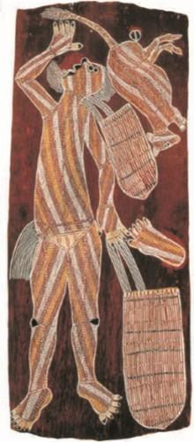 Искусство аборигенов Австралии
