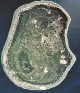 Остров Науру — карликовое государство