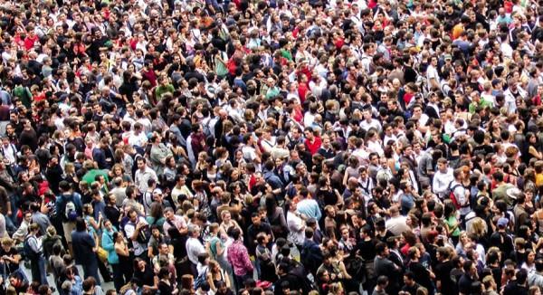На Земле более 7 миллиардов жителей