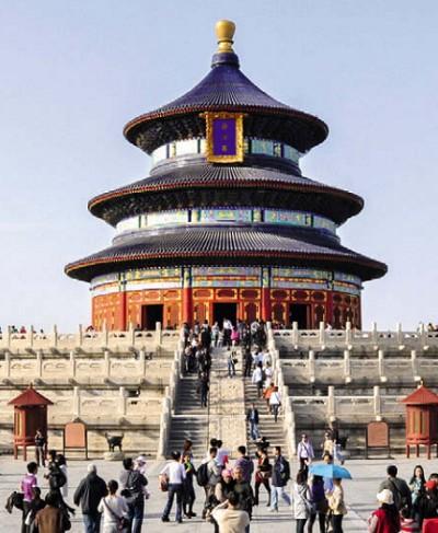 Даосский храм Неба в Пекине