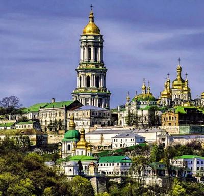 Киево-Печерская лавра. Украина