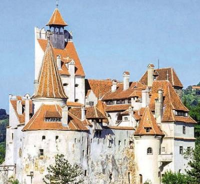 Замок Бран. Румыния