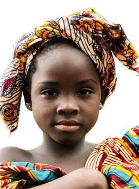 Жительница Мали