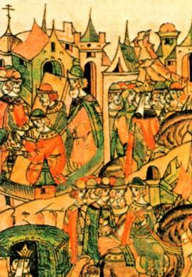 Ослепление великого князя московского Василия II