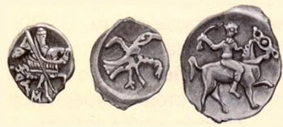 Русские серебряные монеты