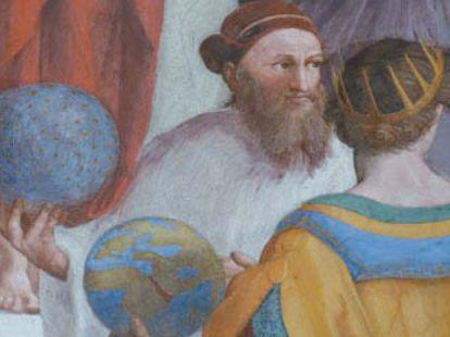 Гиппарх (слева) и Птолемей