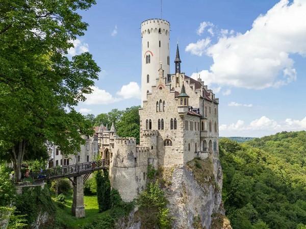 Замок в Вюртемберге