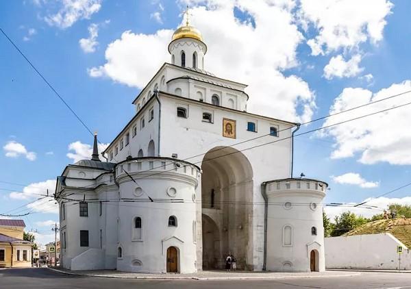 Золотые Ворота. XII в. Владимир