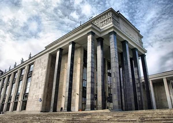 Государственная библиотека им. В. И. Ленина. Главное здание