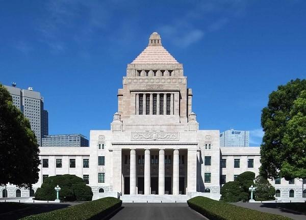 Здание Парламента Японии. 1936 г. Токио