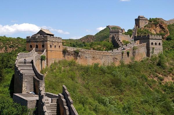 Великая Китайская стена. III в. до н. э. — 1644 г. Китай