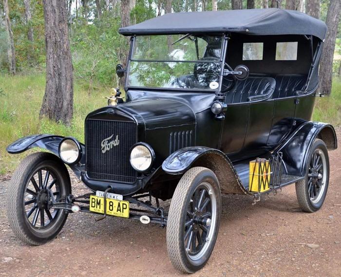«Форд-Т», или «Жестянка Лиззи»