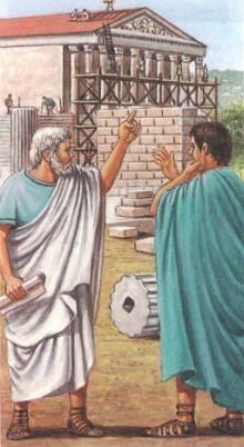 Греки славились как превосходные архитекторы