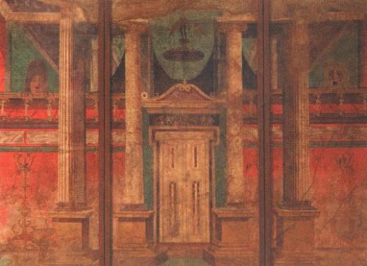 фрески римских художников