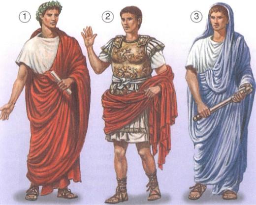Римский мператор и его полномочия