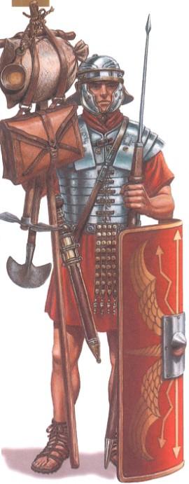 солдат Римской империи