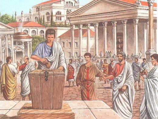 Комиции древнего Рима