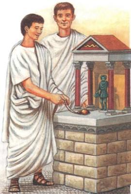 римский мальчик