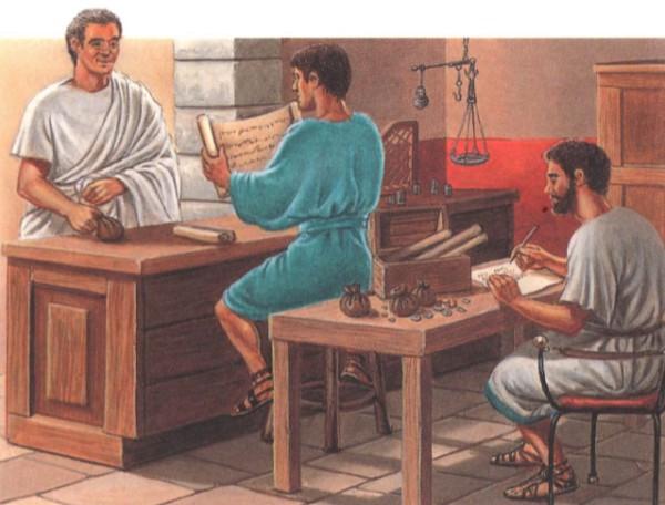 банк Древней Греции