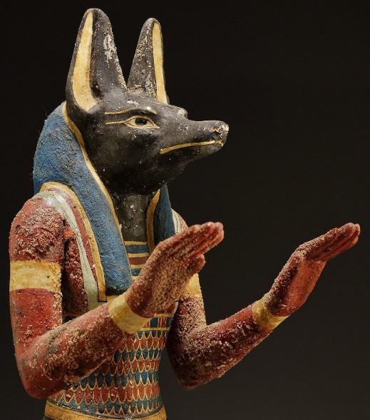 устанавливается фото богов египта с головами начала