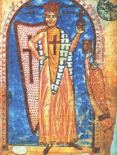 Король Фридрих I Барбаросса