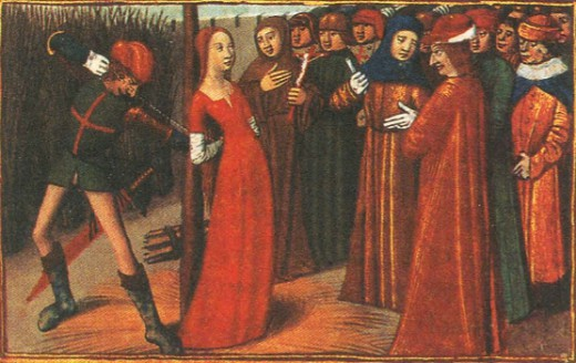 Казнь Жанны д'Арк