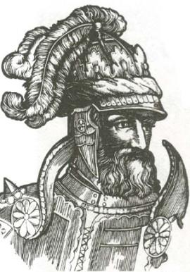 Великий князь литовский Ольгерд