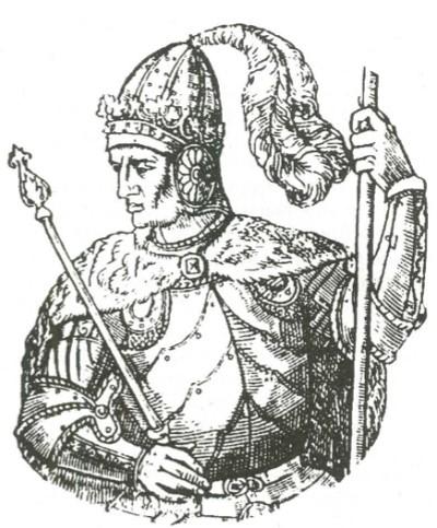 Великий князь литовский и король польский Владислав II Ягайло