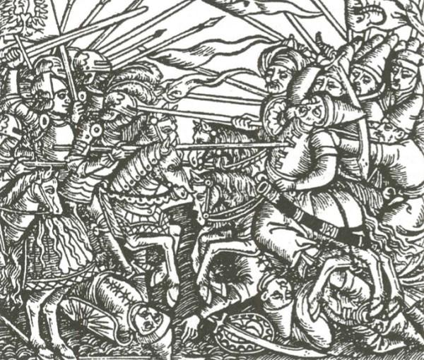 Битва с татарами