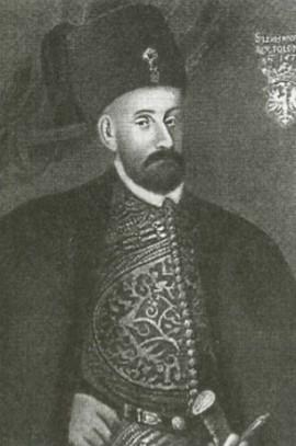 Польский король Стефан Баторий. XVII в.