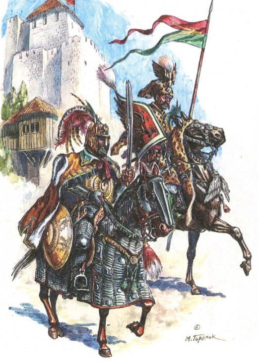Турецкая конница