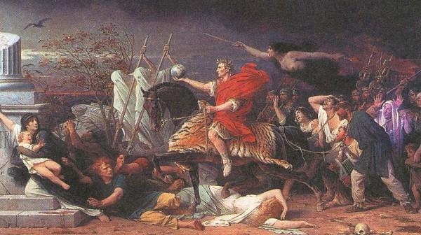 А. Ивон. Цезарь. 1875 г.