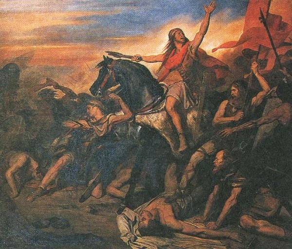 Битва при Тольбиаке
