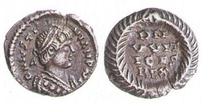 Монета Витигиза