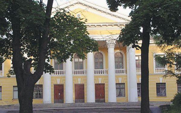 имение в Гатчине
